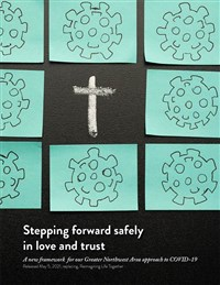 Cover image of Stepping Forward