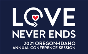 Love Never Ends - AC Session 2021 graphic